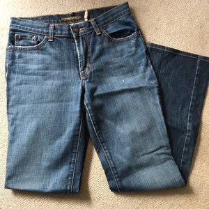 EUC David Kahn denim, Sz 4